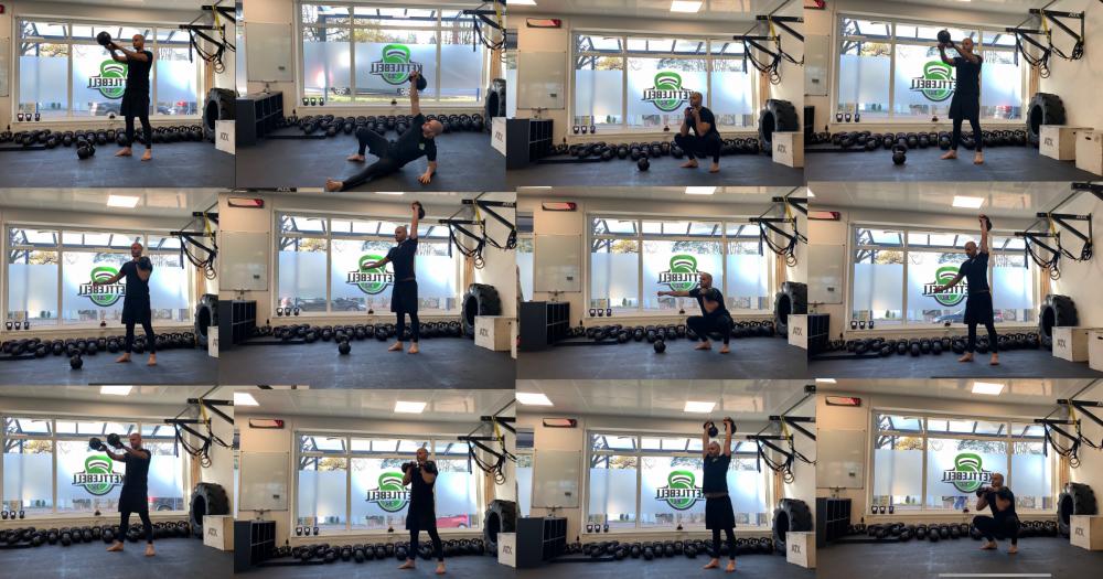 Die 12 besten Kettlebell Übungen